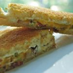 Bacon Jalapeno Popper Sandwiches