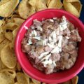 Real Deal Refried Beans -- Refried beans made from scratch. Packed with flavor, these hearty beans make an inexpensive meal or side. | thatwhichnourishes.com