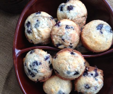 Best Blueberry Muffins -- The blueberry muffin recipe you've been looking for. A simple, tried and true, delicious recipe with basic pantry ingredients. | thatwhichnourishes.com