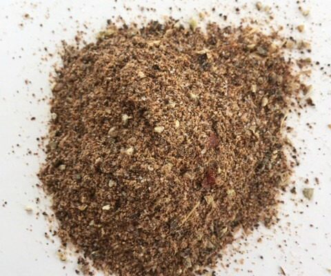 Homemade Taco Seasoning -- In minutes, you can have easily the best taco seasoning you've had with just a few pantry ingredients (no questionable fillers or preservatives) | thatwhichnourishes.com
