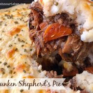 Drunken Shepherd's Pie