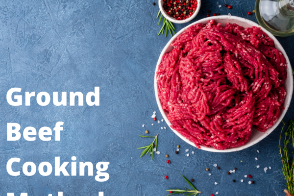 Ground Beef Cooking Methods -- I tested three different ways of browning/cooking ground beef or venison to see which was easiest. | thatwhichnourishes.com